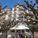 The Hotel Palace Luzern