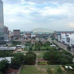 Discovery Green & Minute Maid Park