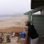 Photo de Cayucos Shoreline Inn...on the beach