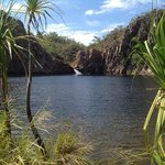 Foto de Edith Falls Campground