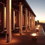 The Beach Restaurant at The Chedi Muscat