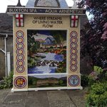 Tideswell  2014 well dressing