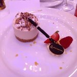 Wedding dessert, lovely attention to detail