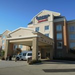 Fairfield Inn & Suites Madison East resmi