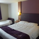 Premier Inn London Beckton resmi