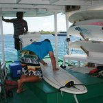 Foto de Just Surf Villa Maldives