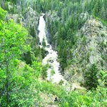 Fish Creek Falls.
