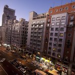 Photo de Hostal Madrid Gran Via LXIII