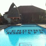 Cendana Resort and Spa resmi