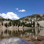 Φωτογραφία: Grace Lake Resort Lassen Lodging