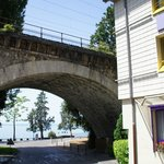 Foto de Montreux Youth Hostel