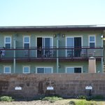Cayucos Shoreline Inn...on the beach Foto
