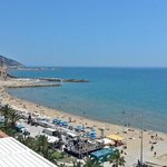 gorgeous Sitges from 7th floor room