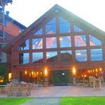 Foto van Hope Lake Lodge & Conference Center