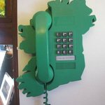 Irish phone!