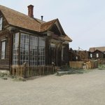 Bodie, not the Silver Maple Inn