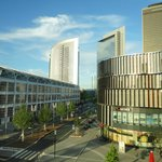 Photo de Moevenpick Hotel Frankfurt am Main City