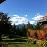 Foto de Kicking Horse Canyon B&B