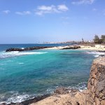 One of the beaches costa teguise