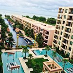 Marrakesh Hua Hin Resort & Spa resmi