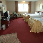Foto van Quality Inn Cedar Point South