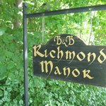 Foto de Richmond Manor Bed & Breakfast