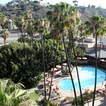 Crowne Plaza Hotel San Diego - Mission Valley resmi