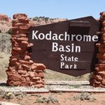 Photo de Kodachrome Basin State Park