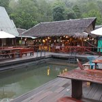 River Kwai Jungle Rafts Foto