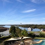Foto de Boathouse Resort Tea Gardens