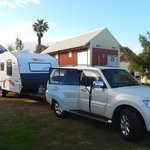 Seaspray Beach Holiday Park Foto