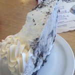 Cookies & Creme Frozen Pie