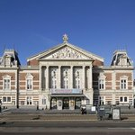 The Royal Concertgebouw is located at The Museumplein Amsterdam.