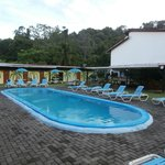 Bilde fra National Park Backpackers Manuel Antonio