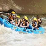Rafting Lower Yough