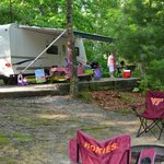 Photo de Ash Grove Mountain Cabins & Camping