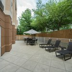 Outdoor Patio & BBQ Area