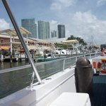 Photo of Sailing on Biscayne Bay