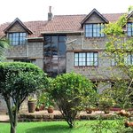 Foto de Kikuyu Lodge Hotel & Safaris