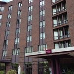 Mercure Hotel Hamburg City Foto