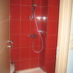 Compact ground floor shower room/toilet