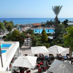 Foto di Blue Bay Beach Hotel