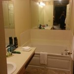 Sinks and Tub in the Master Suite