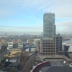 Hilton London Canary Wharf resmi