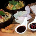 Rodeo Bar & Grill Weekly Thai & Curry Dishes