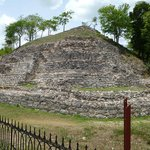 Mayan sites in Izamal