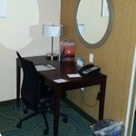 In-room desk