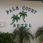 Foto van Palm Court Motel