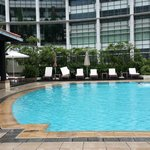 Bilde fra InterContinental Singapore