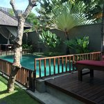 Excellent pool fence provided by Ulin Villas